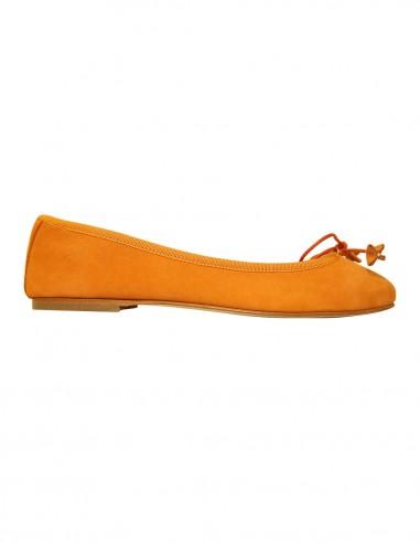 Flats - Orange Chamois