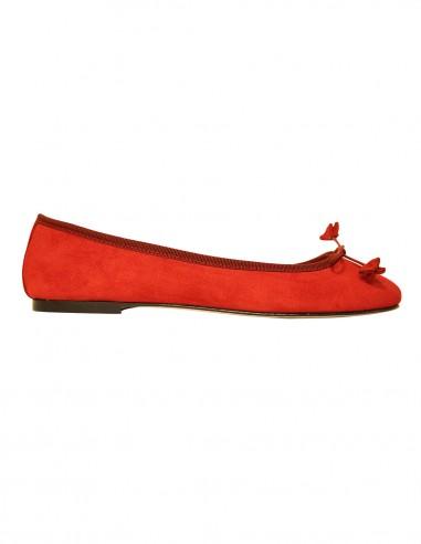 Flats - Chamois red